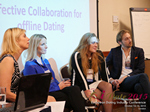Panel On Effective Collaboration For Offline Dating At at the October 14-16, 2015 London Euro and U.K. Online and Mobile Dating Industry Conference