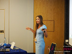 Svetlana Mukha - CEO of Diolli at the 45th iDate P.I.D. Industry Trade Show