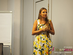 Svetlana Mukha - CEO of Diolli at the July 20-22, 2016 Cyprus Dating Agency Industry Conference