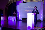 Grant Langston of Eharmony Winner of Most Innovate Company at the January 26, 2016 Internet Dating Industry Awards Ceremony in Miami