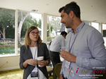 Networking  at the June 8-10, 2016 Los Angeles Internet and Mobile Dating Indústria Conference