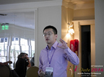 Shang Hsui Koo(CFO, Jiayuan)  at the 2016 Califórnia Mobile Dating Summit and Convention