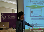 Takuya Iwamoto (Diverse-yyc-co-jp)  at the 2016 Los Angeles Mobile Dating Summit and Convention