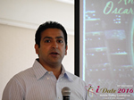 Tushar Chaudhary (Associate director at Verizon)  at the 2016 Online and Mobile Dating Indústria Conference in Califórnia