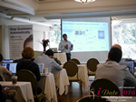 Tushar Chaudhary (Associate director at Verizon)  at the 38th Mobile Dating Indústria Conference in Califórnia