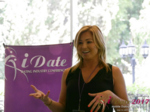 Katherine Knight - Director of Marketing at Zoosk at the 2017 Online and Mobile Dating Indústria Conference in L.A.