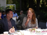 Lunch at the June 1-2, 2017 Mobile Dating Industry Conference in Studio City