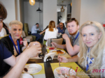 Lunch at the July 19-21, 2017 Dating Agency Business Conference in Minsk